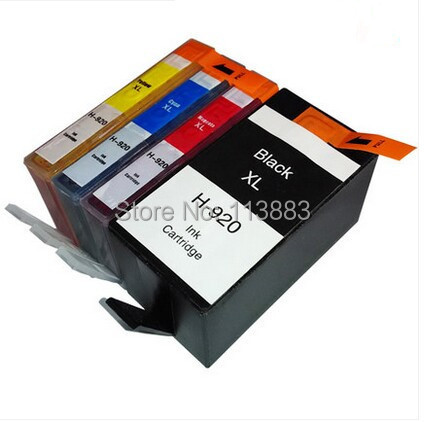 Гаджет  Full ink FOR HP920 XL 920 920XL compatible ink cartridge For HP HP Officejet 6000 /6500/6500 /6500A /7000/7500/7500A with chip None Компьютер & сеть