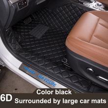 Car floor mat fit Benz C E S R GIK ML class CLA GLA A160 A180 B200 B180 CLA260 CLS C180 C200L E200 E300 E260 6D car-styling - Global trade & Technology Co., Ltd. store