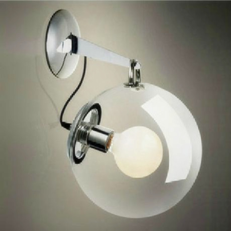 Modern Soap-Bubble Wall Lamp for Corridor/Balcony/Entrance Bedroom Beside Wall Lamps Indoor Wall Light Fixtures Home Lighting(China (Mainland))