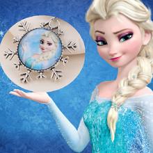 Princess Anne Snowflake Pendant Necklace  Jewelry Wholesale 24pcs Random mix