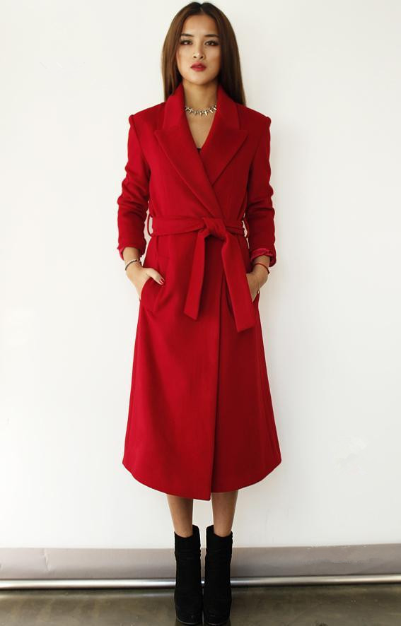europe and the new slim intimate fashion coats for