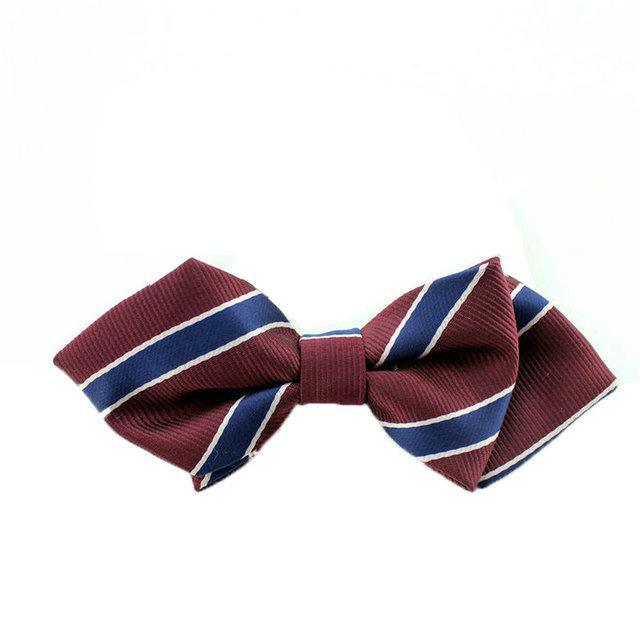 1 шт. Горячие Продажа baby дети галстук-бабочка с красочными Южная Корея шелк детская ...
