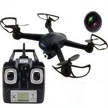 2015 hot HD 2.0MP caméra DM007 2.4 G télécommande quatre axes aérienne drone avions six axes gyroscope jouet UFO LCD affichage