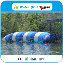 Цена от производителя раздувной воды капля, 7 X 2 м надувные прыжки водой игра игрушки(China (Mainland))