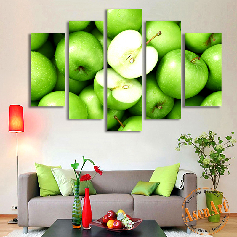 Online Get Cheap Fruit Paintings For Kitchen Aliexpress