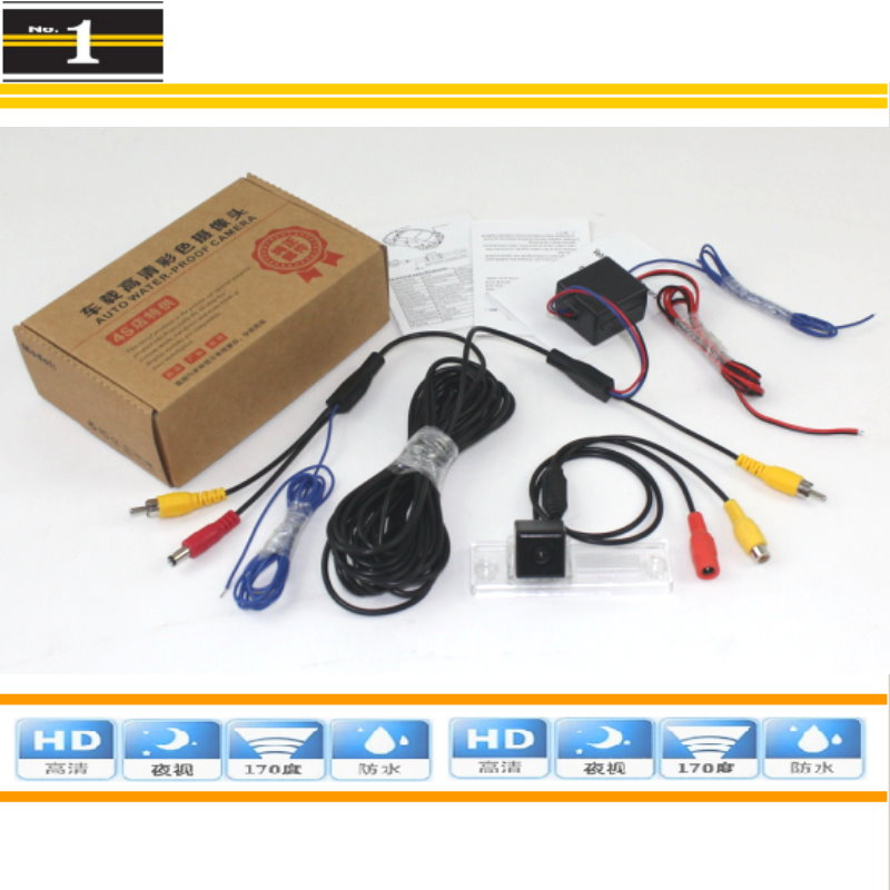 Camera For Toyota 4Runner SW4 / Hilux Surf 2002~2010 / Car Rear View Camera / Standard Color NTST or PAL Power Relay Protection(China (Mainland))