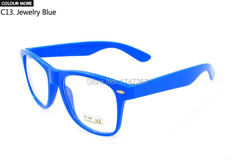 2015 Fashion Computer optical frames Vintage M Nail Eye Glasses Frame For Women Clear Lens unisex brand design Eyewear glasses