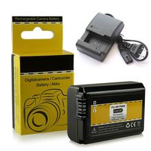 Np-fw50 аккумулятор для Sony + NP-FW50 зарядное устройство для Sony A5000 A5100 A7R NEX 6 7 5TL 5R 5N 3Nl A6000 5 т 5C 3N A7 NEX6