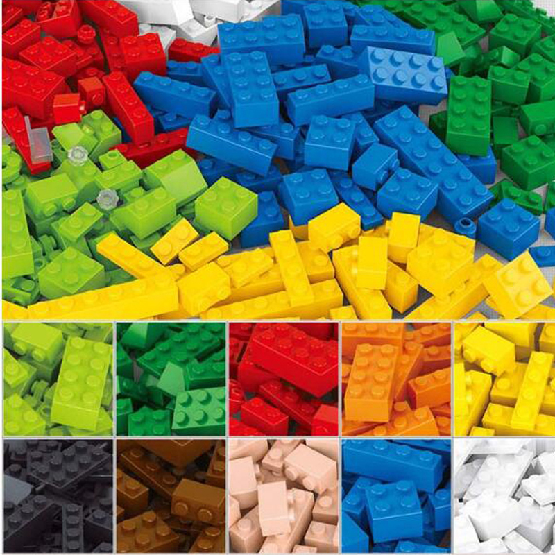 415pcs Building Blocks DIY Creative Mini Model Toys for Children Educational Compatible Bricks Lego Compatible Building Bricks