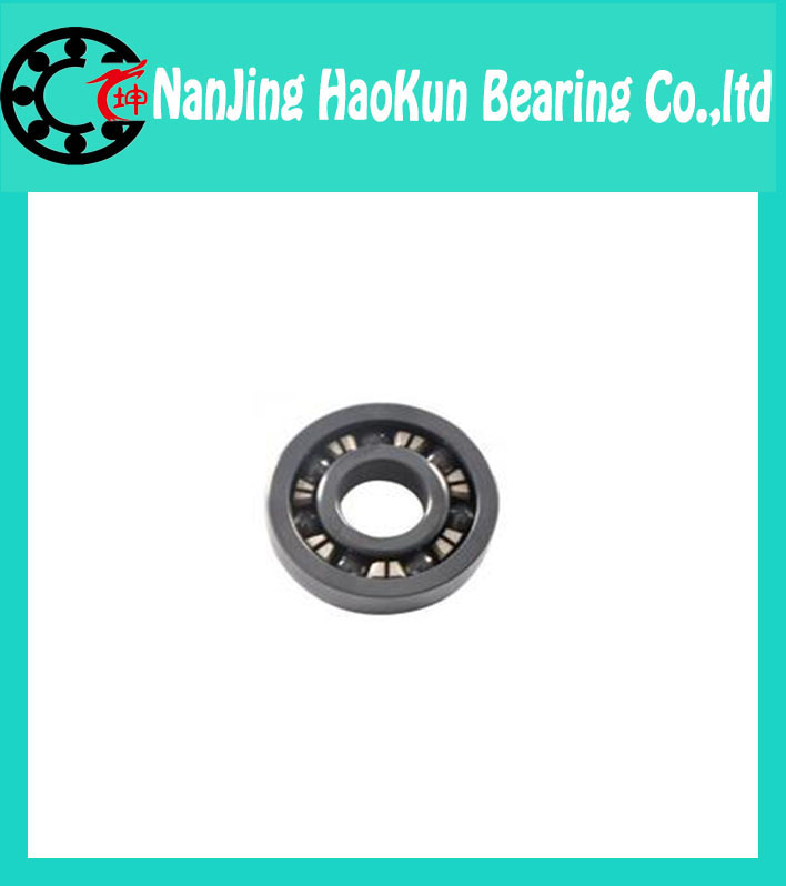 Фотография Free shipping 6809 full SI3N4 P5 ABEC5 ceramic deep groove ball bearing 45x58x7mm