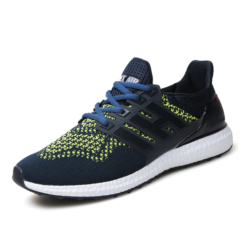 Woven clothing men's shoes fashion breathable lightweight comfortable rubber and foam bottom can fast walking shoes OM8817(China (Mainland))