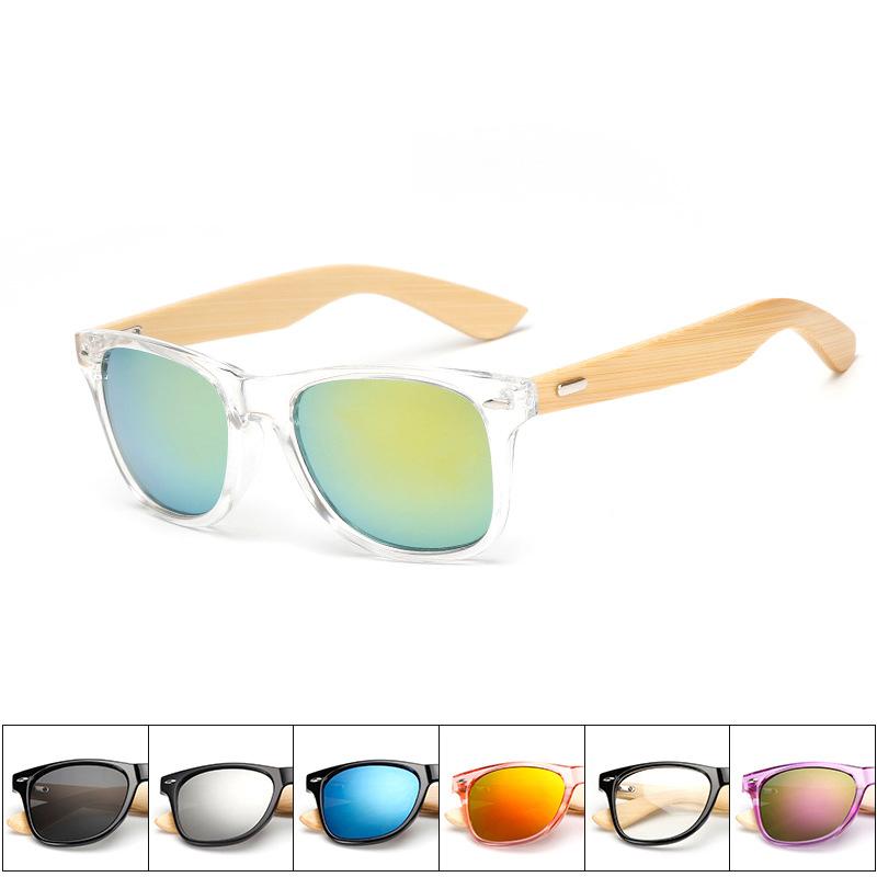 Luxury retro sunglasses mens sunglasses brand designer wood stripe uv400 protect sports for man women sunglasses(China (Mainland))