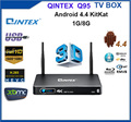QINTEX Q95 Android 4 4 Realtek 1195 4K HD 3D Media Player TV Box Android TV