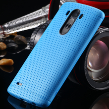 G3 Cases Luxury Ultra Thin Soft TPU Gel Mobile Phone Case For LG Optimus G3 D830 D850 D831 Durable Protective Back Cover Bag G3