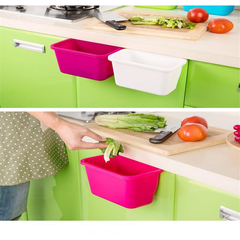 Placard poubelles promotion achetez des placard poubelles for Poubelle cuisine porte placard
