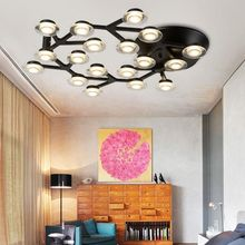 modern led ceiling lights fixtures for living room bedroom lamp with material is Aluminum acrylic ceiling lamp(China (Mainland))