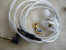 DIY earphone E2C shell 10mm earphone unit