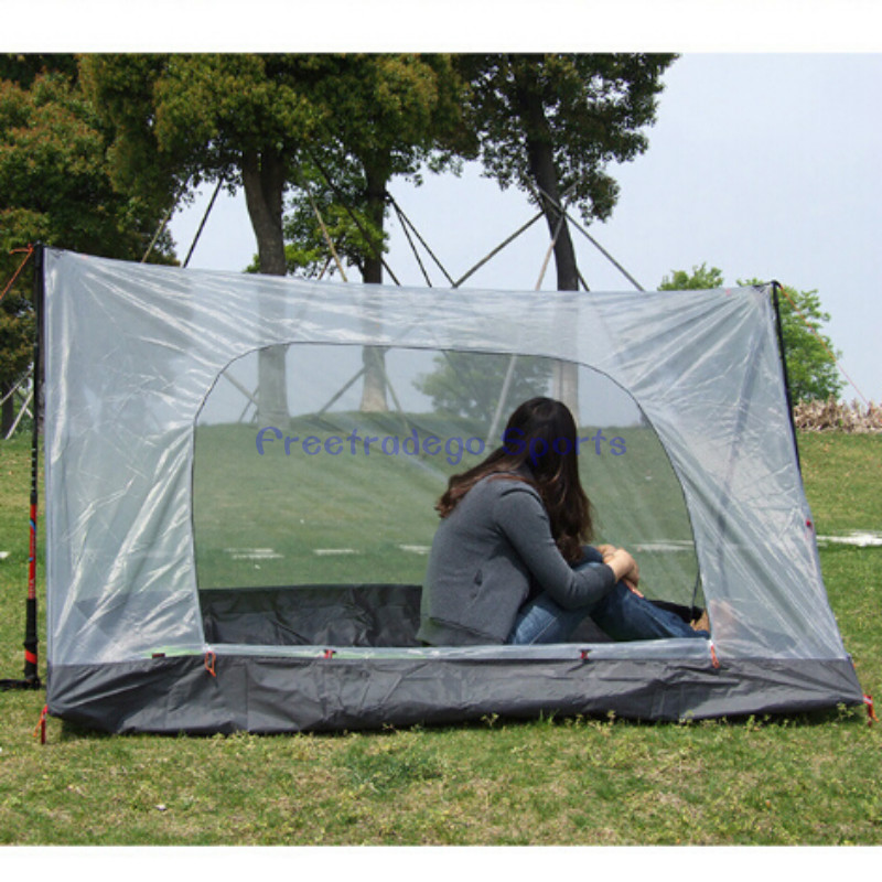 Family Backyard Camping : Family Outdoor 2 Person Camping Hiking Beach Shelter Pop Up Tent