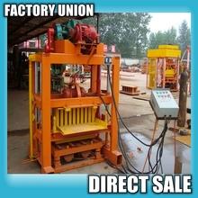 Hot sell in Africa brick machine Hollow brick machine Small cement block machine(China (Mainland))