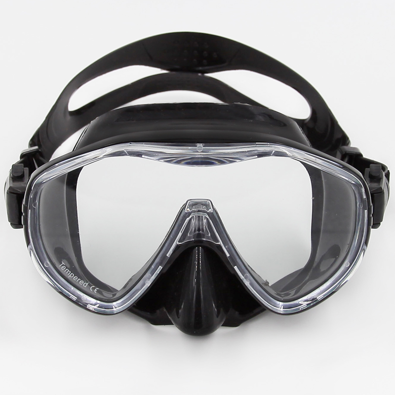 Scuba Diving Mask Whale Brand Professional Manufacturer Diving Mask For Adults Spearfishing Scuba Gear Swimming Mask Swim Glass(China (Mainland))