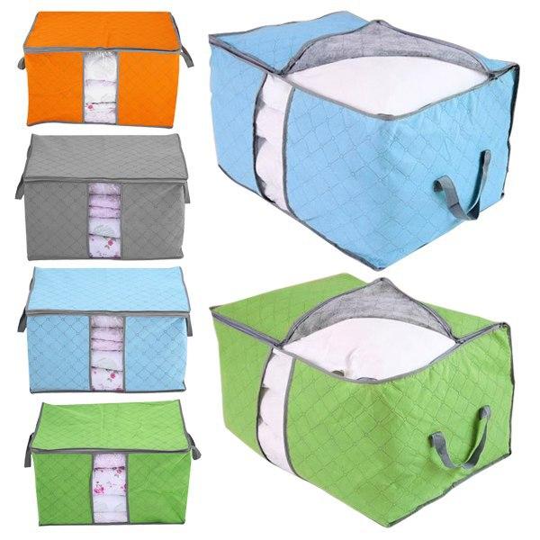 Storage bags housse de rangement pour couette vetement for Housse rangement couette