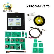 Buy New XPROG 5.70 Black Metal Box XPROG M V5.70 Auto ECU Programming Interface Xprog-M V5.70 Update Version V5.60 Best for $115.00 in AliExpress store