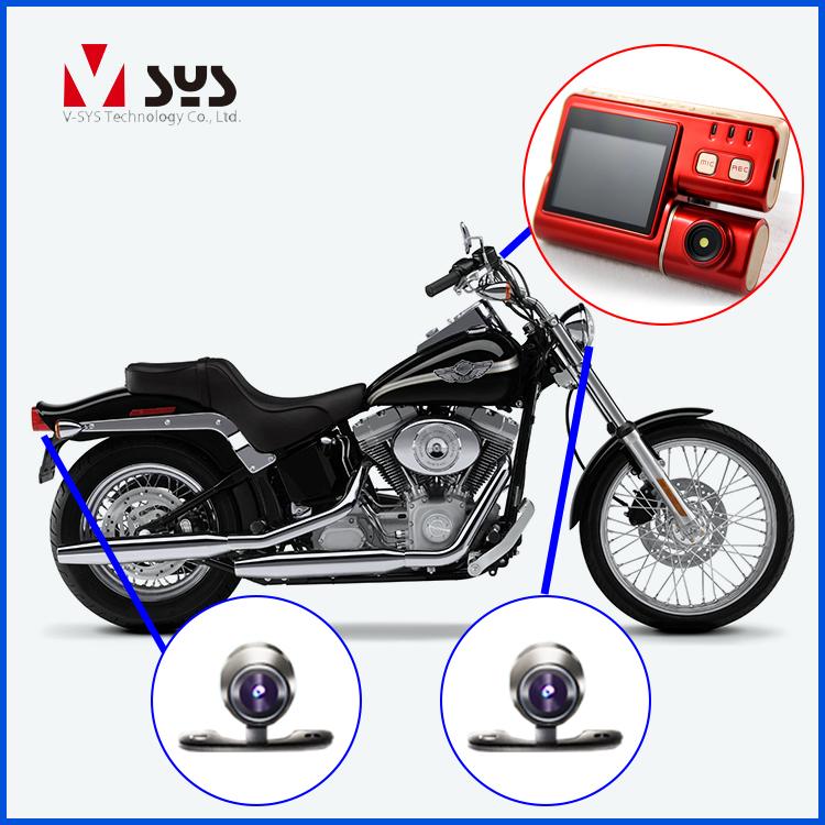 2016 shenzhen Vsys newest C3 waterproof motorcycle dvr, motorcycle camera hd,mini camera for motor sports race(China (Mainland))