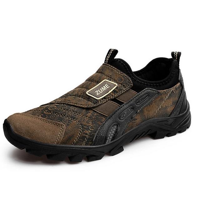 2016 мужчин свободного покроя мужские рабочие ботинки новинка марка дизайн отдых ...