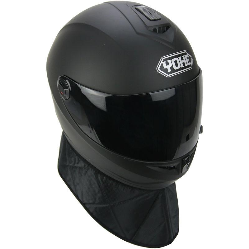 2016 New Protective Gears Motorcycle Helmet Road Full Face Capacete Motorbike Cascos Casque Moto Motocicleta Winter Yohe 966 Men(China (Mainland))
