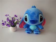 Buy 30cm Plush Toys Stitch Stuffed Soft Animal Toys 1pcs Birthday Gift for $10.14 in AliExpress store