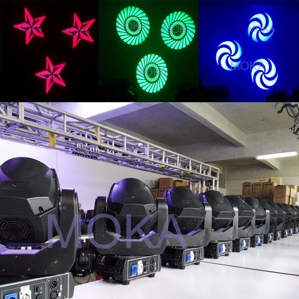 90w led moving head light factory 5