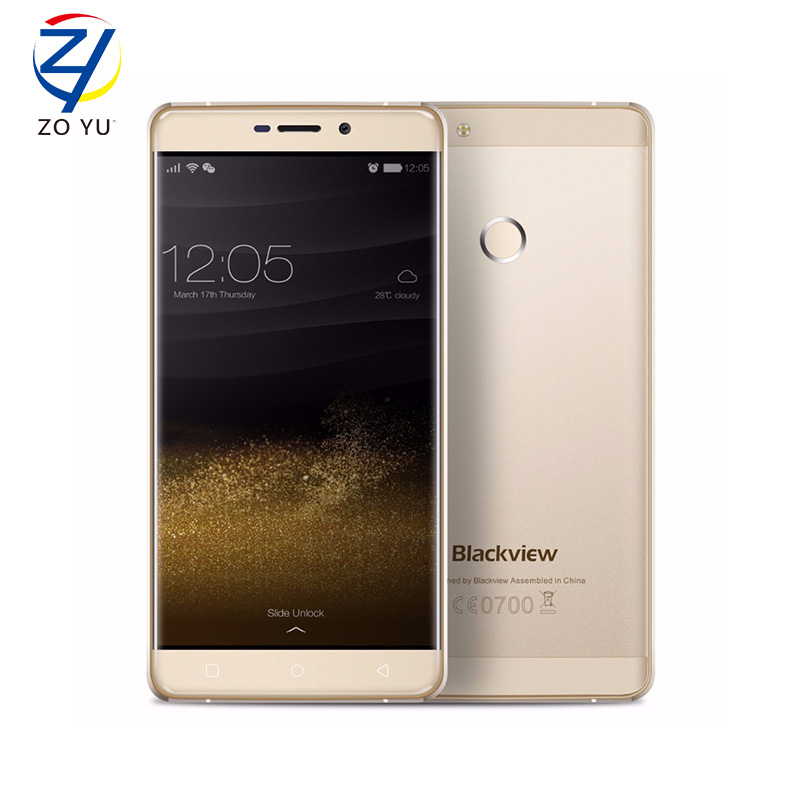 Newest Blackview R7 5.5'' 4G LTE Mobile Phone Android 6.0 MTK6755 Octa Core 4GB+32GB Cellphone 3180mAh 13MP Touch ID Smartphone(China (Mainland))
