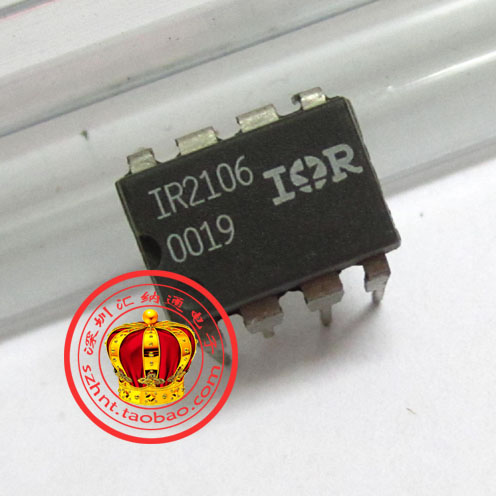 Line edge IR series IR2106 driver chip DIP8(China (Mainland))