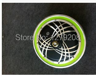 Electric unicycle Balance car 48V 350W brushless DC motor