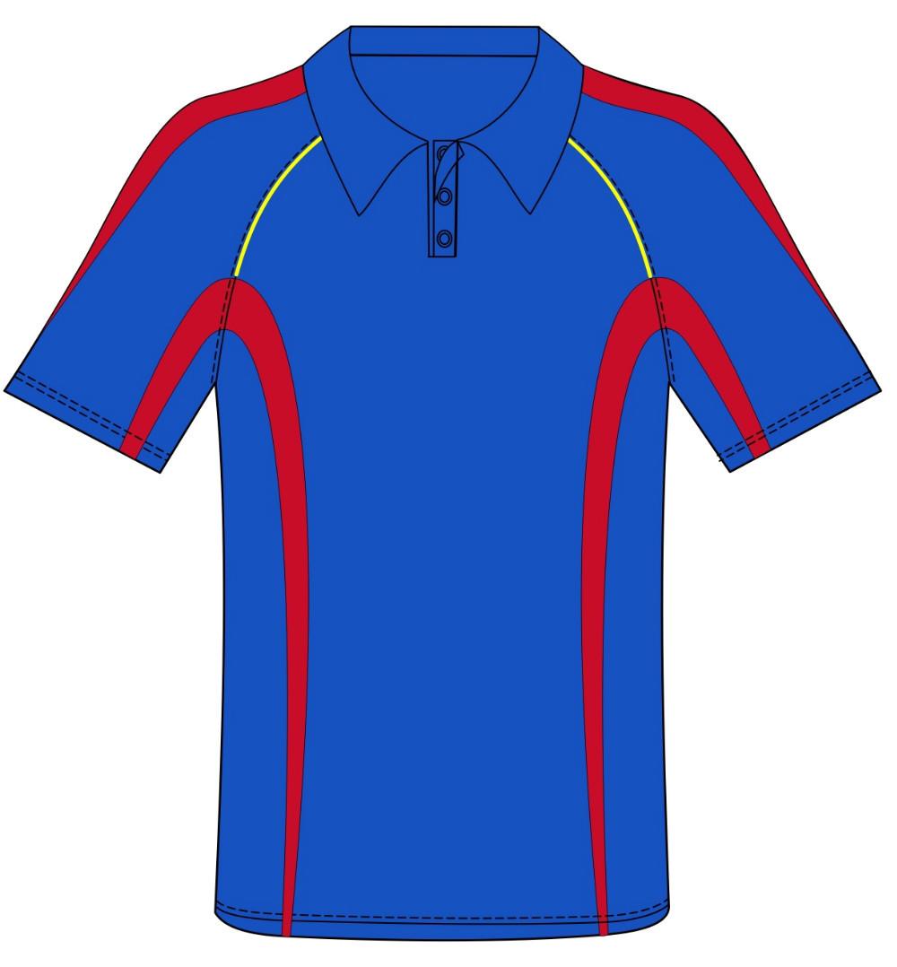 High quality professional custom design athletic for Custom printed polo shirts cheap