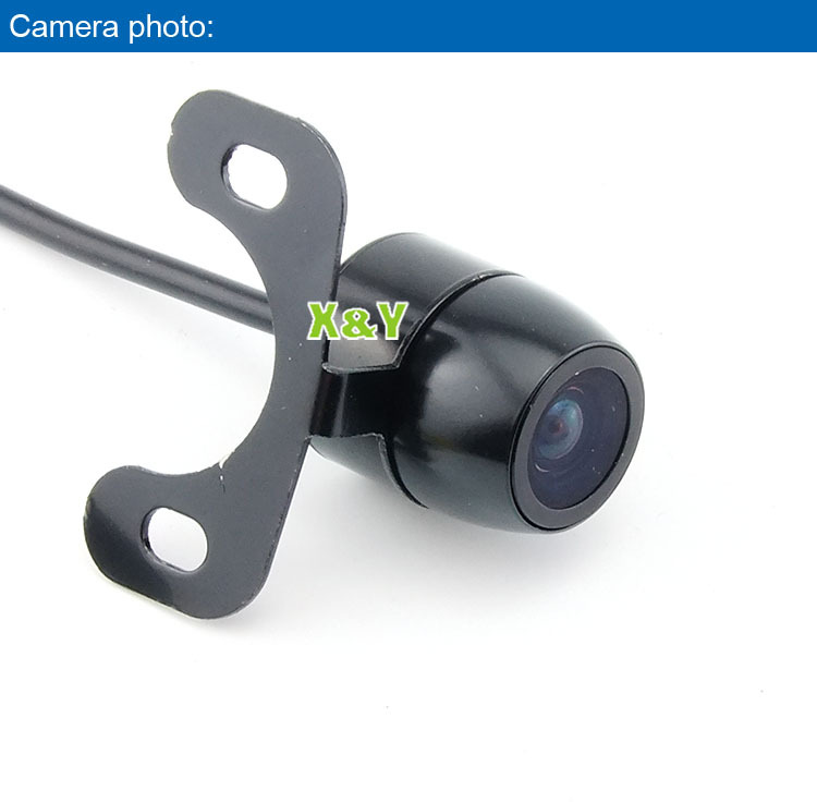rear view car camera mini camera backup car camera