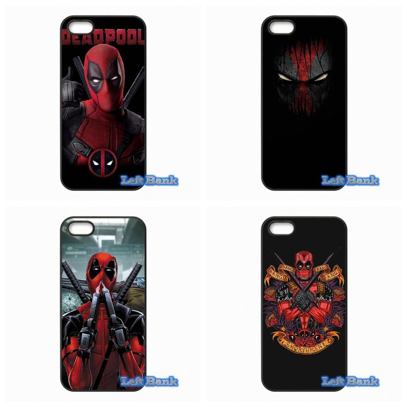 Marvel Avengers Superhero Deadpool Hard Phone Case Cover