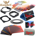 KnightX 24 Filter Graduated ND Set color cokin p series for Nikon Canon EOS 1200D 750D