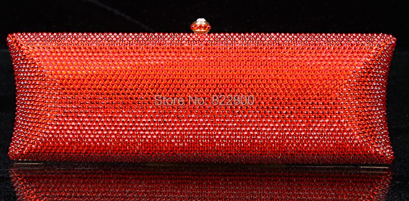 2014 Crystals Evening bag,Women Fashion Hard Case Metal Purses Party Handbags , CB5016A-3 - Guangzhou Tokaytime Trading Co., Ltd. store
