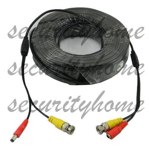 50M VIDEO & POWER CCTV CABLE, USE FOR CCTV CAMERAS(China (Mainland))