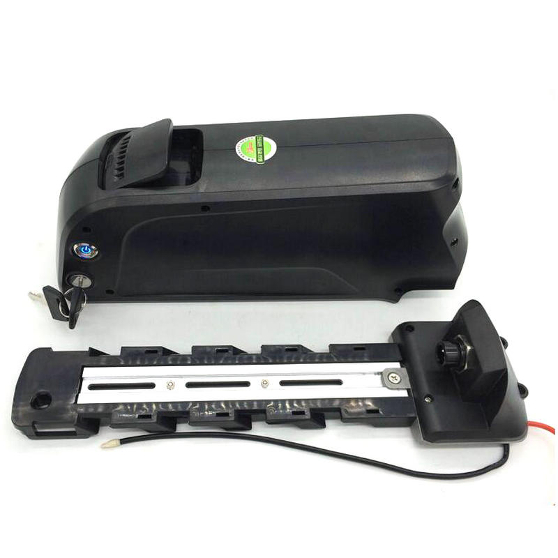 Electric bike Battery 48V 10Ah With Charger Fit 48V bbs02 bbshd 350w 500w 700w 1000w motor(China (Mainland))