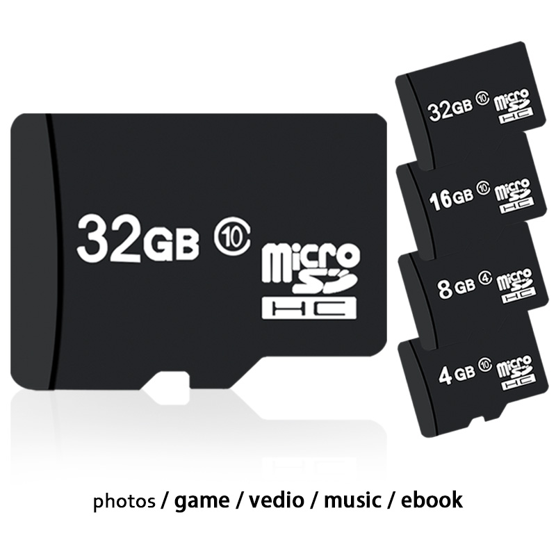 New arrival Memory card Class 10 High speed Micro TF card 128MB/4G/8G/16G/32G Micro SD card free shipping flash card hot sale(China (Mainland))