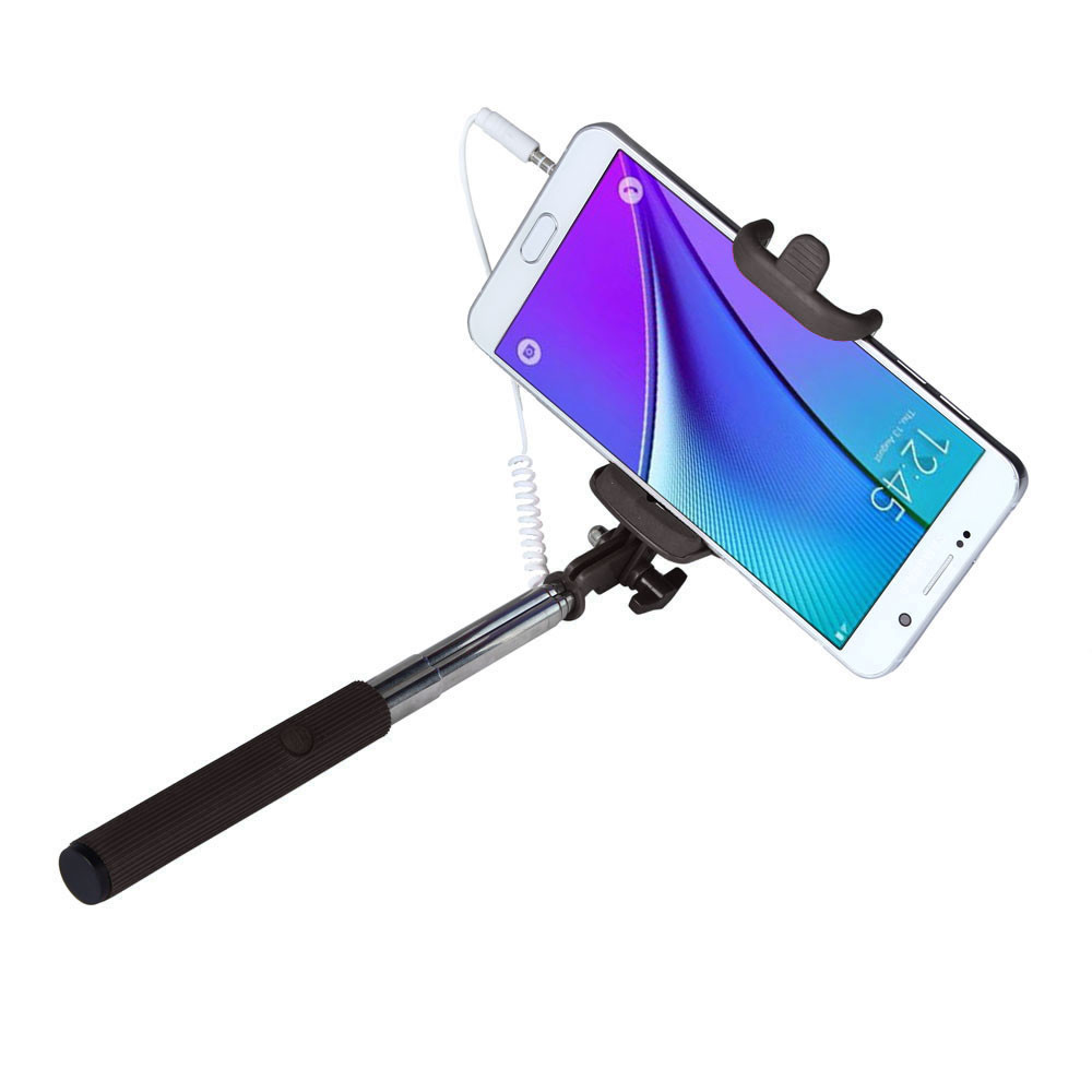 Remote Button Selfie Stick Universal Wireless Para Selfie Monopod For Iphone 6 Groove Selfie For SAMSUNG