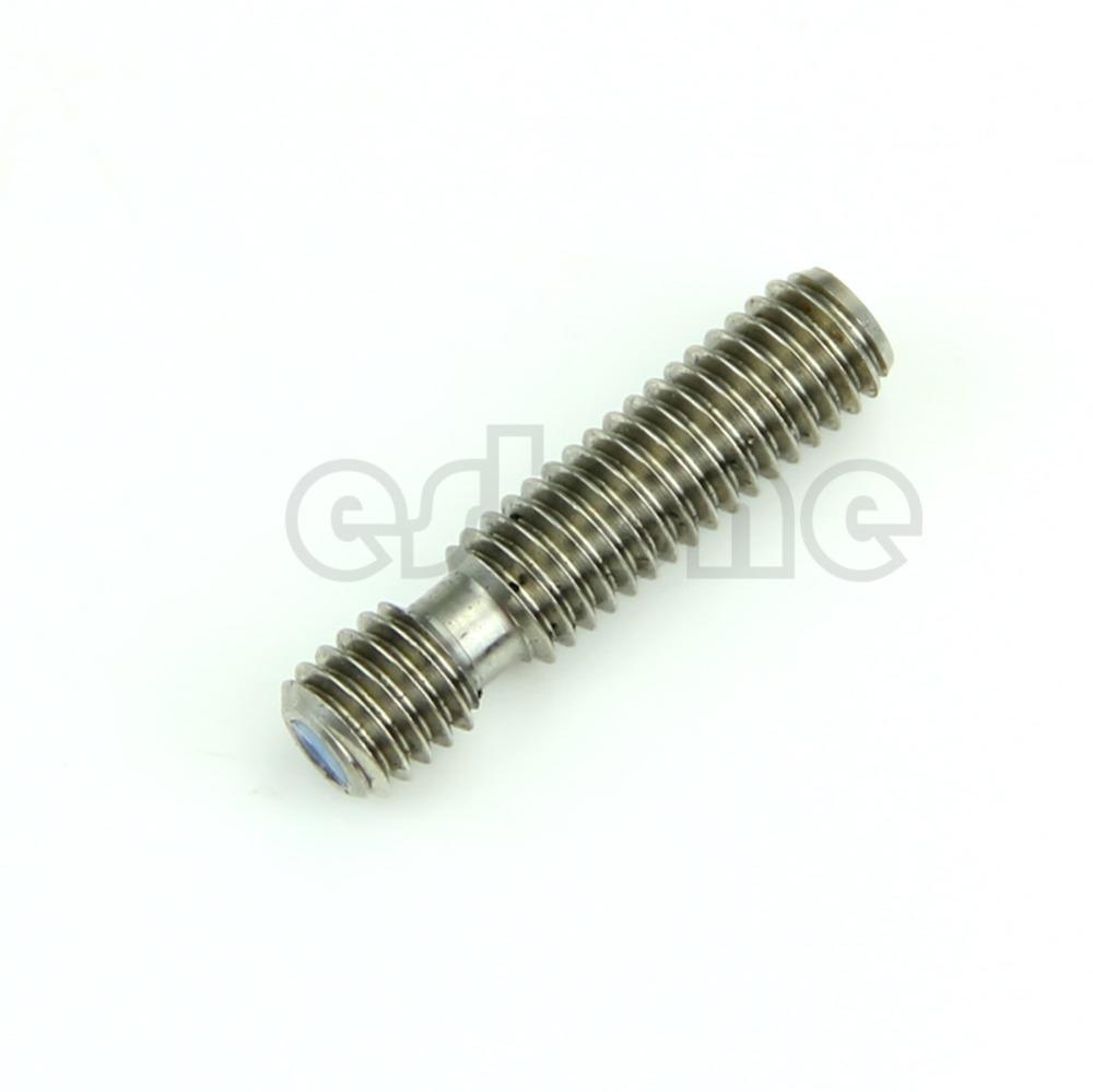 Гаджет  26xM6 Stainless Steel Nozzle Throat Fr Reprap 3D Printer Extruder Hot End 1.75mm None Офисные и Школьные принадлежности