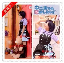 Buy Hot Anime Chuunibyou demo koi ga shitai Takanashi Rikka Lolita Party Dresses Cosplay Costume Uniform S-XL Choose Custom-made for $68.88 in AliExpress store