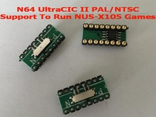 UltraCIC II(ATtiny25) PAL-NUS-7101 NTSC-NUS-6102 CIC Chip for EVERDRIVE 64, ED64Plus, 64drive N64 Flash Cart