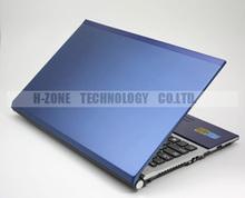 Freeshipping 15.6″ Laptop Ultrabook Intel Atom D2500 Dual-core 1.86Ghz 2G RAM&320G HDD Win7 OS DVD-RW HDMI WIFI Bluetooth Webcam