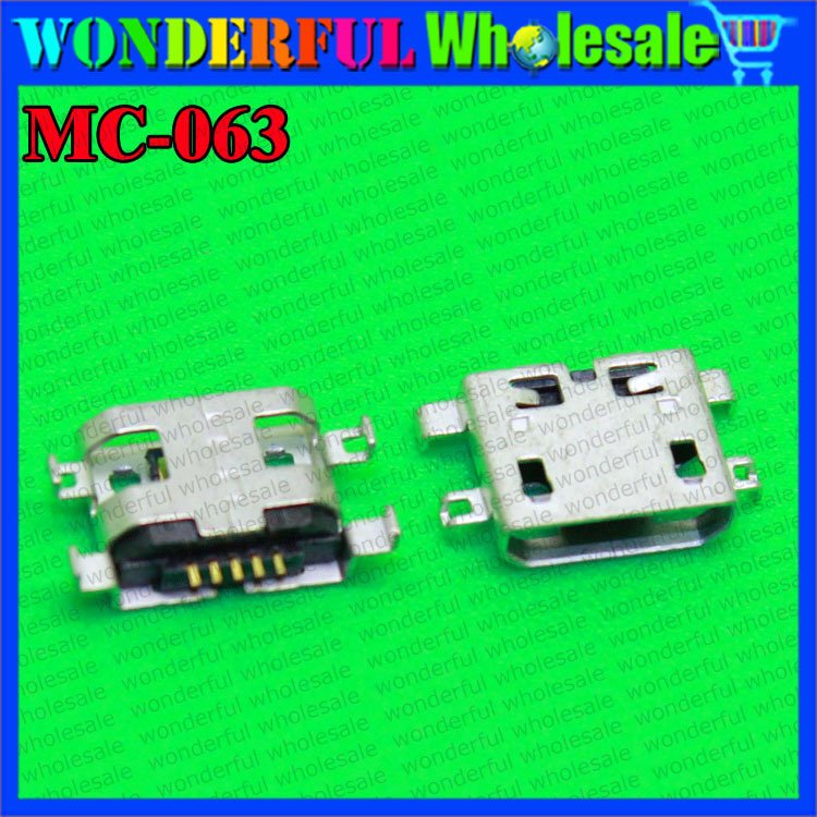 Free shipping Tablet connector 5pin connector Micro 5P USB Jack micro usb charging port<br><br>Aliexpress