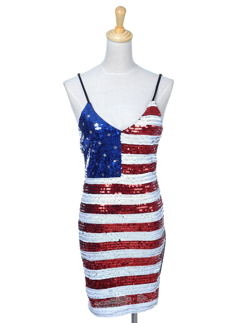 Red White And Blue Dresses Women S Photo Album - Watch Out ...