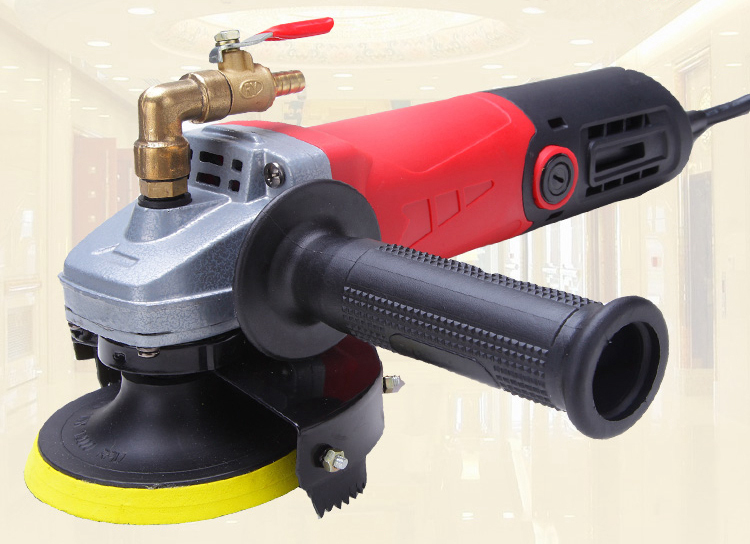Electric Grinders And Polishers ~ Electric stone wet polisher portable water filled quot kg